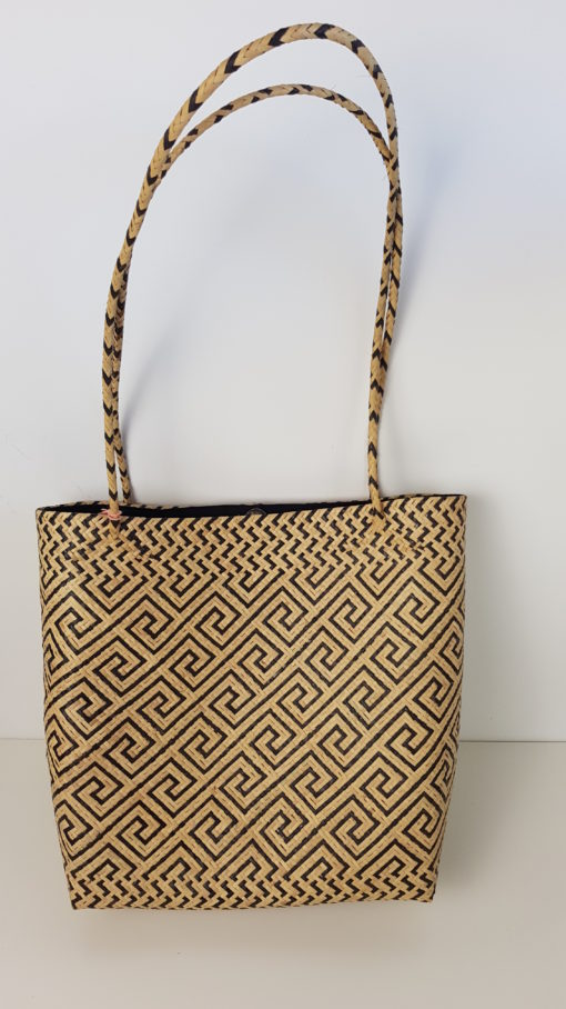 borneo monochrome bag