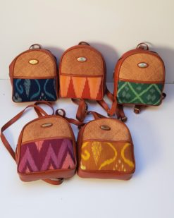 colorfull backpacks