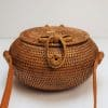 brown ball slingbag