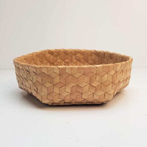 woven tray small