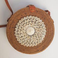 shells bali bag