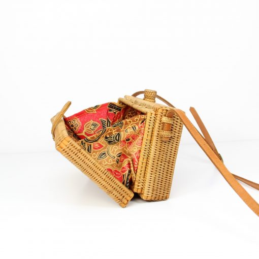 net square bali bag