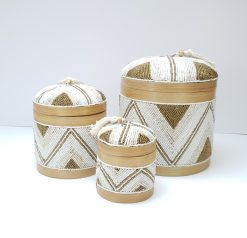 3 beads boxes